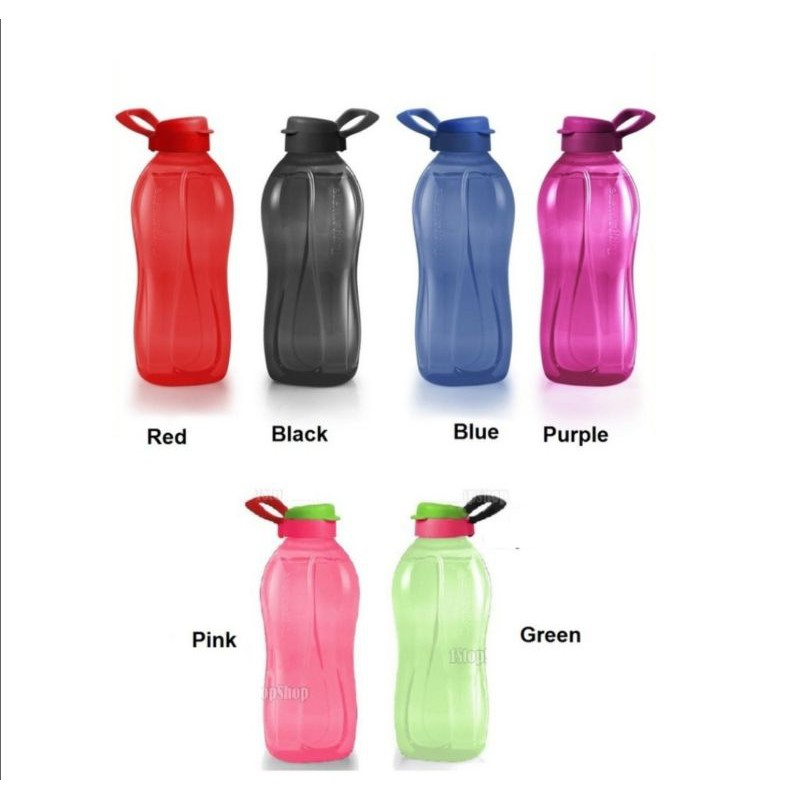 ❤️READY STOCK❤️ Tupperware Eco Bottle 2L with Handle (1)