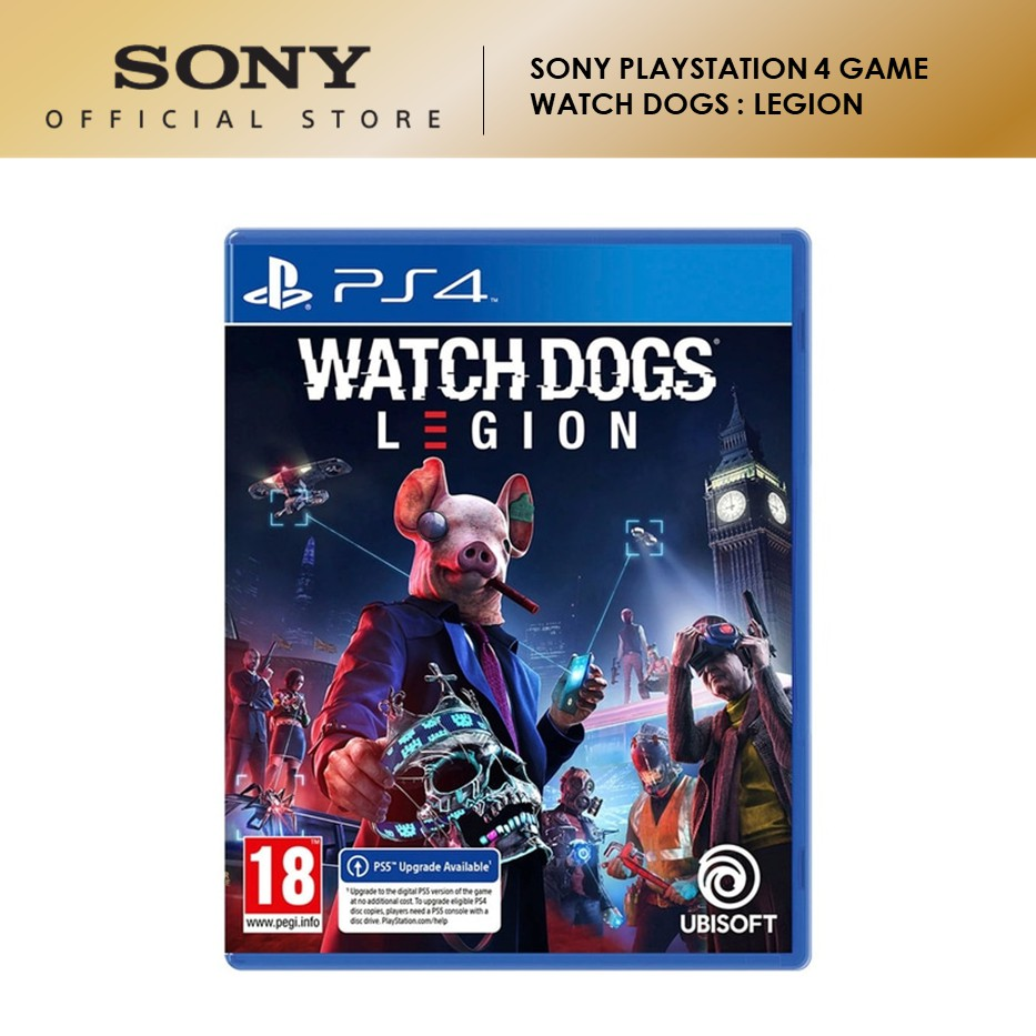 SONY PLAYSTATION 4 GAME WATCH DOGS : LEGION