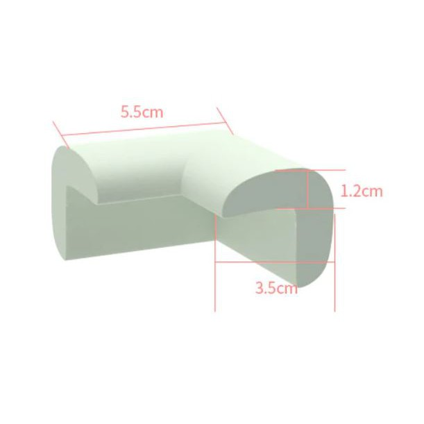 4pcs Baby Safety Corner Protector Children Protection Furniture Corners Angle Protection Child Safety Table Corner Guard