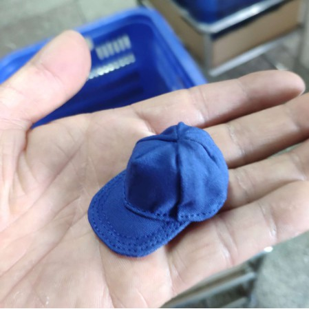 """1//6 Scale Baseball Cap Fit for 12/"""" Action Figures Scene Accessories"""