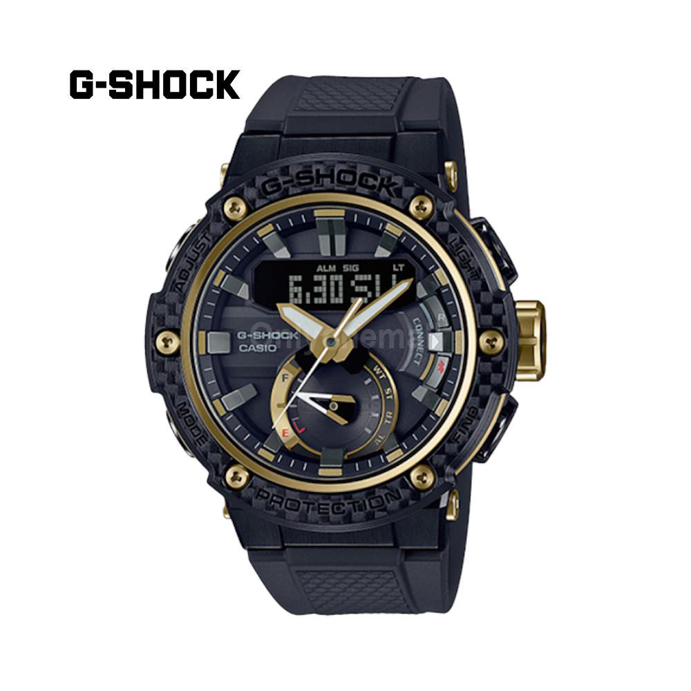 Casio G-Shock GST-B200X-1A9 G-Steel Sapphire Glass