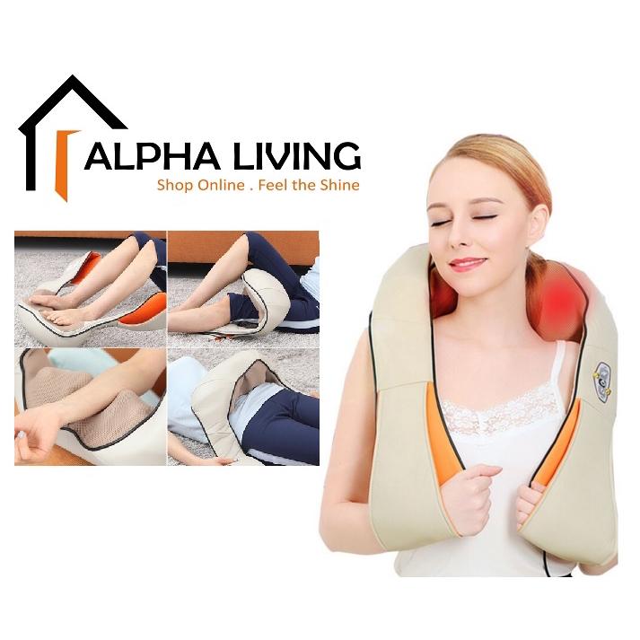 Neck And Shoulder Electric Massager (HEA0005)