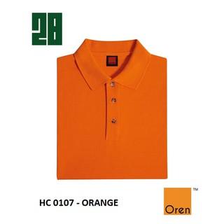 Oren Sport Hc01 Polo Sport Shirt Orange
