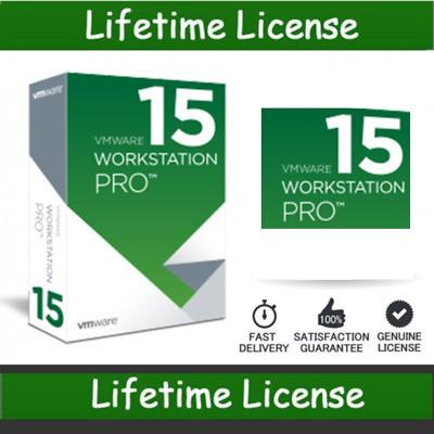 Latest VMware Workstation Pro 15 Full Version Lifetime Key