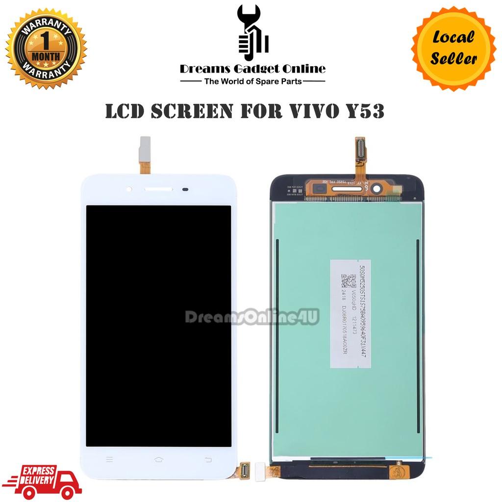 Replacement LCD Display Screen Digitizer Fullset for VIVO Y53