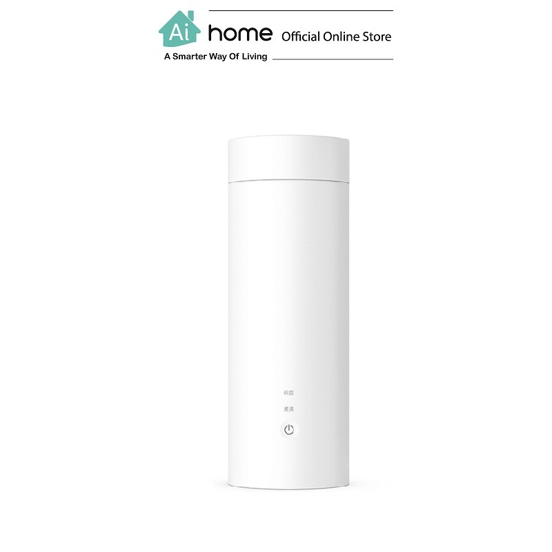 VIOMI Travel Electric Cup YM-K0401 (White) with 1 Year Malaysia Warranty [ Ai Home ]