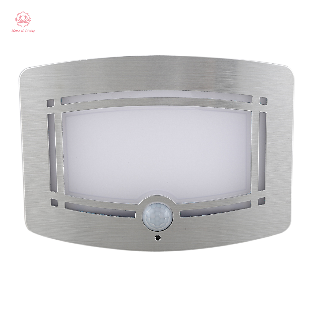 In Stock 10 Led Wireless Light Operated Motion Sensor Activated Battery Operated Sconce Wall Light 1 Shopee Malaysia