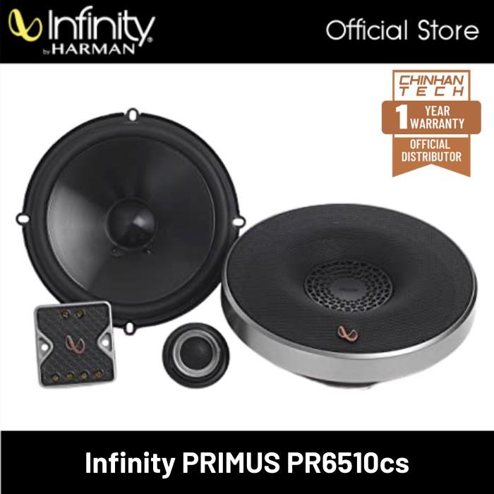 Infinity Primus PR6510CS 6-1/2 Component Speaker System