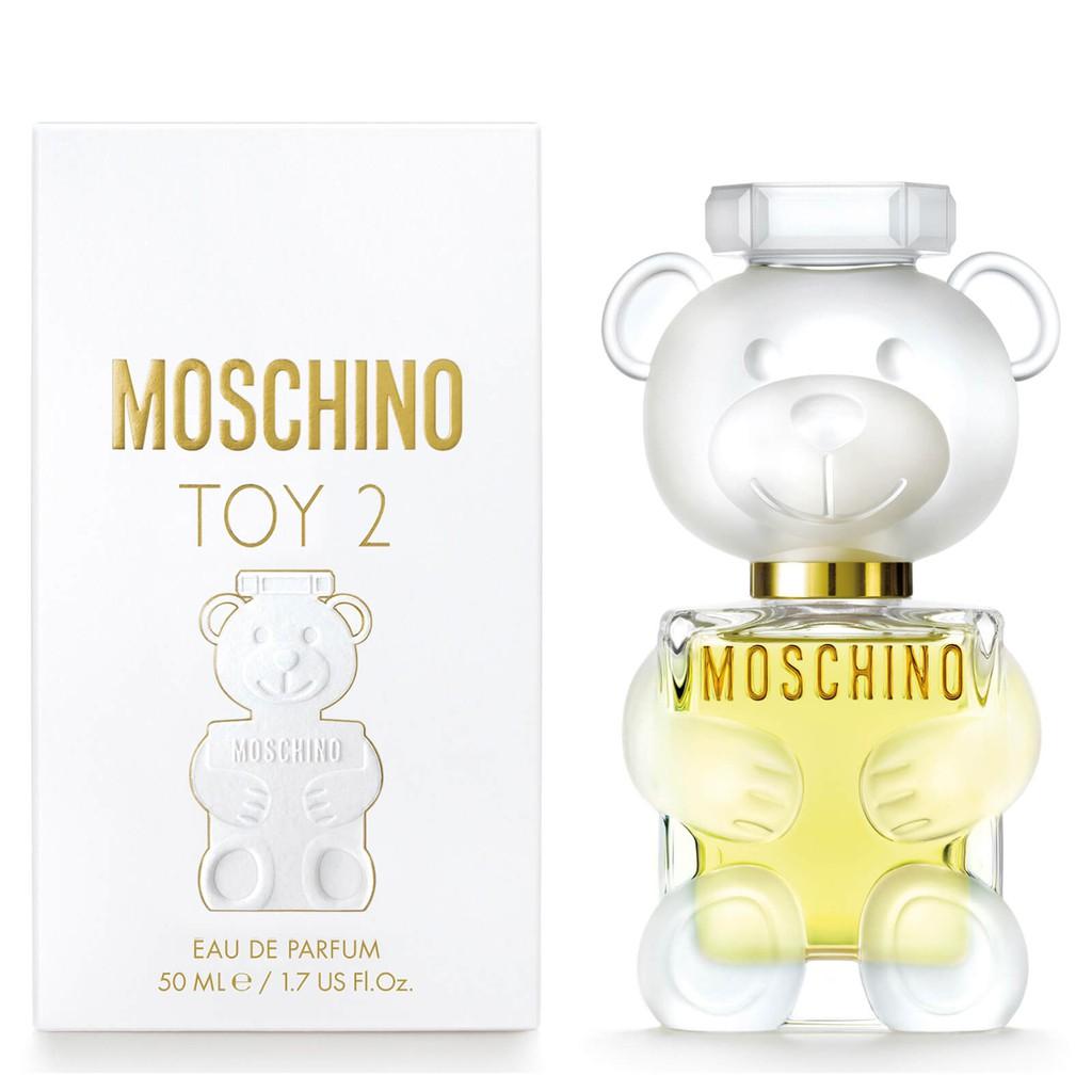 Moschino Toy 2 Edp For Women 50 ml