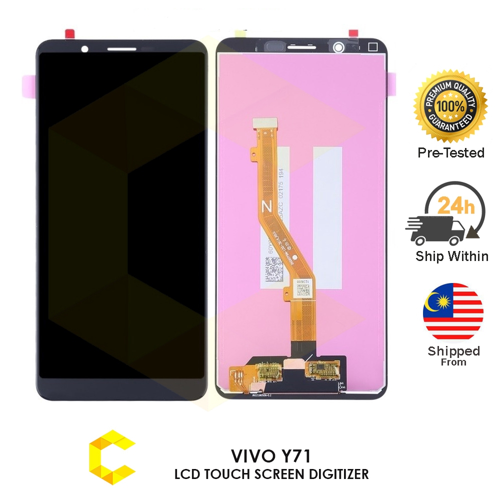 CellCare VIVO Y71 LCD TOUCH SCREEN DIGITIZER