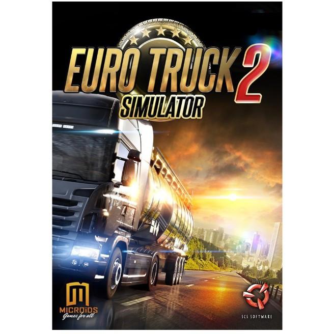 Euro Truck Simulator 2 (PC DIGITAL DOWNLOAD)