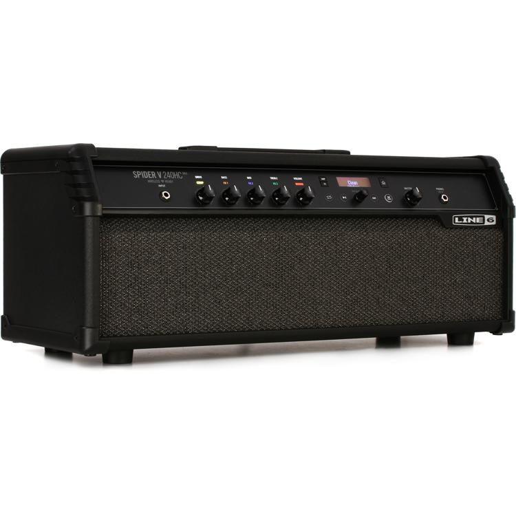 Line 6 Amplifiers Spider V 240 HC / V240 HC / V240HC ( 240 watt ) HEAD Modeling Stereo AmpliFi (Guitar Amp) / Line6 Spid