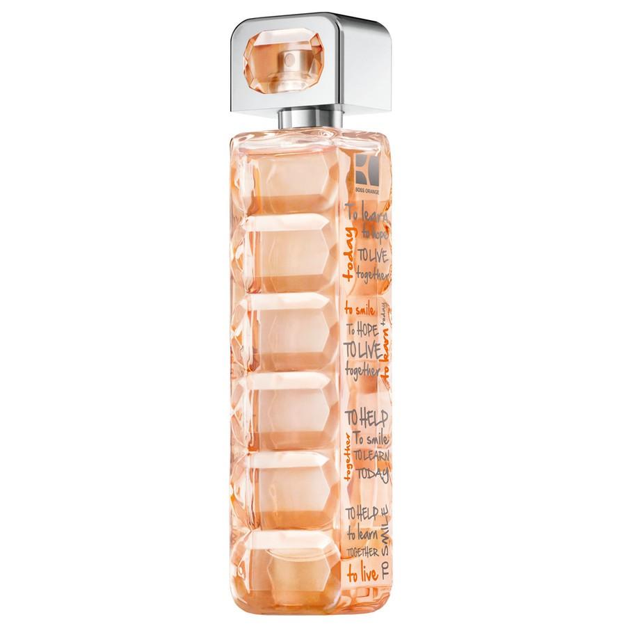 women's boss orange perfume