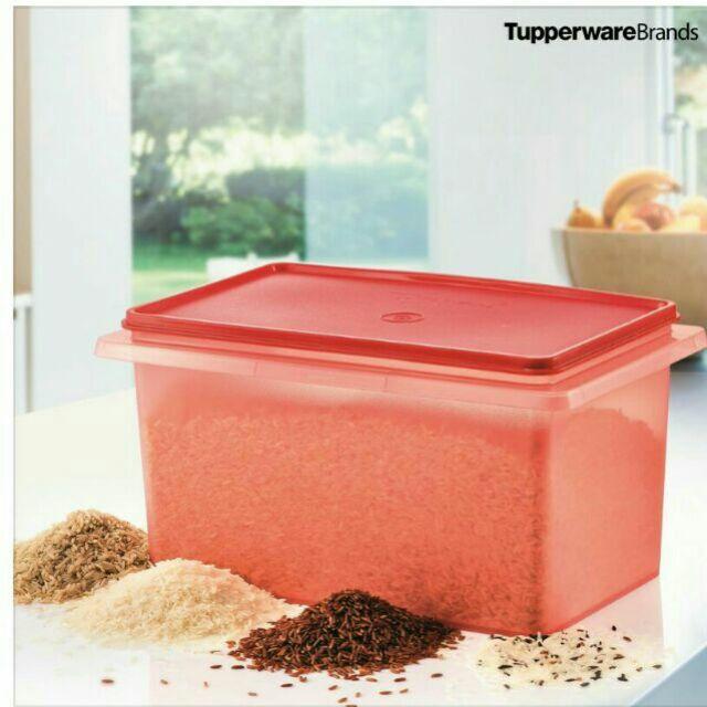 [READY STOK] Tupperware Multi Keeper 5kg beras