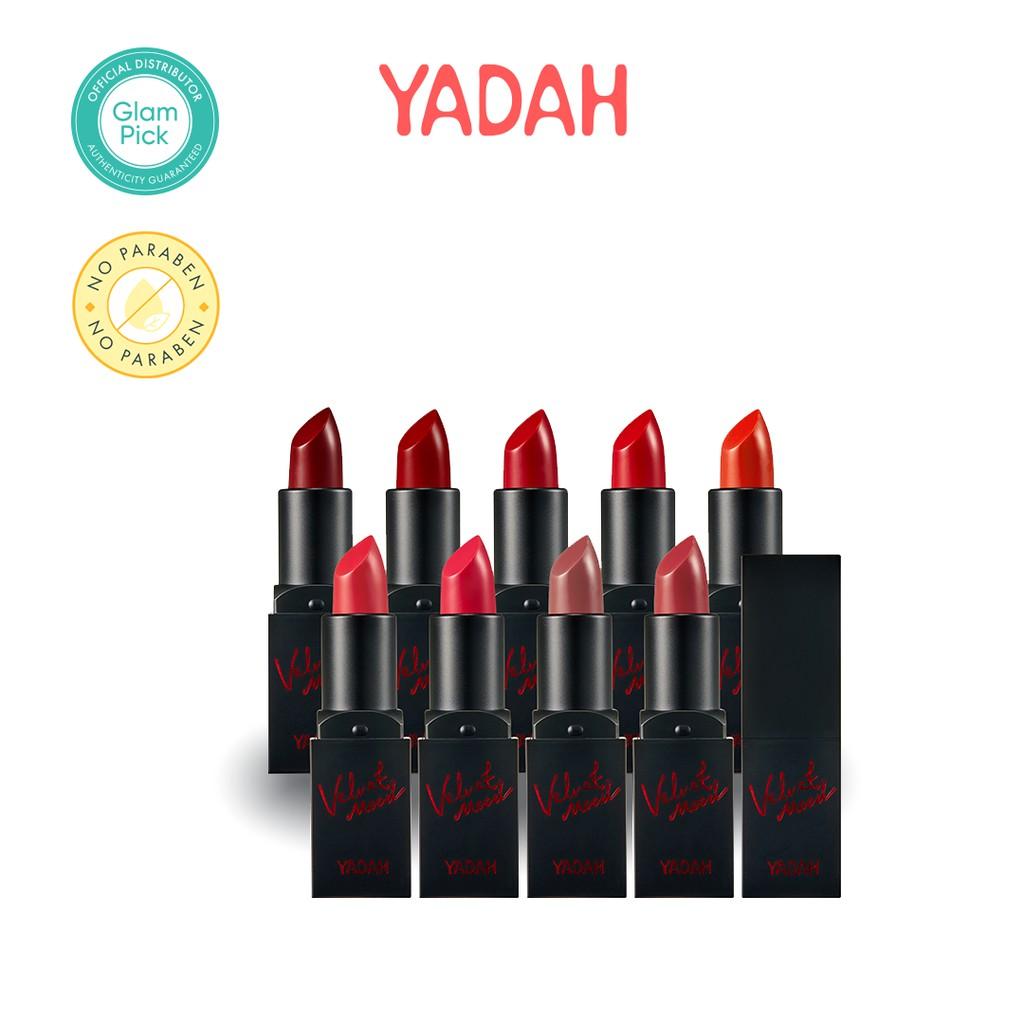 Yadah Velvet Mood Lipstick 3.3g