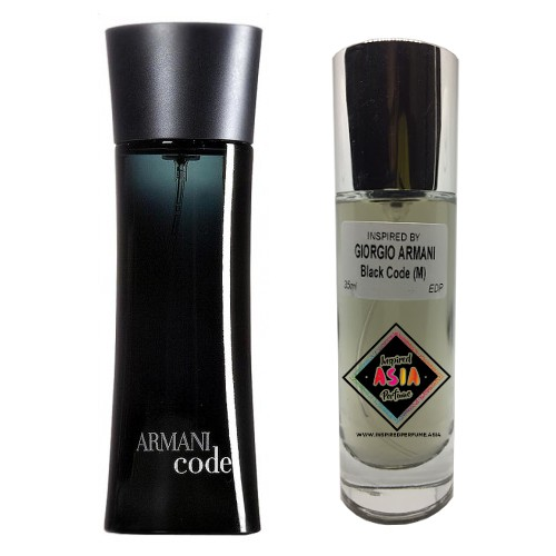 Tester Armani Code By Giorgio Armani For Men 75ml Shopee Malaysia