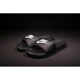 san francisco 34afe 2b48f ND>Nike Benassi Swoosh Slippers Women's and Men's flip flop ...