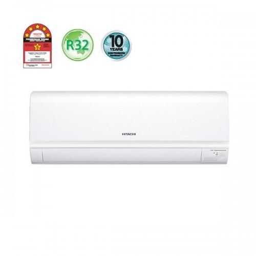Hitachi Ras X10cj 1 0hp Standard Inverter Air Conditioner Htc Rasx10cj Shopee Malaysia
