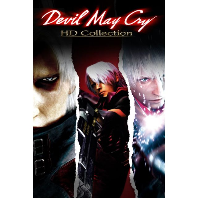 (PC) Devil May Cry HD Collection (digital download)
