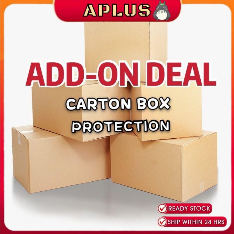 ADD ON Carton box protection