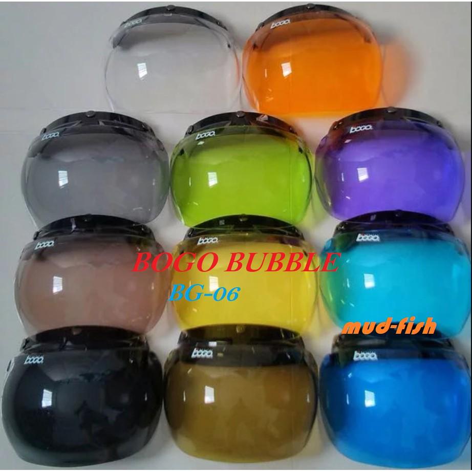 20737252 Bogo bubble visor   Shopee Malaysia