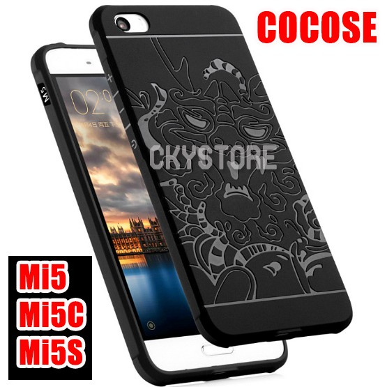 XIAOMI Mi5/ Mi5S/ Mi5C COCOSE SGP DRAGON 360 Full Protection Case   Shopee Malaysia