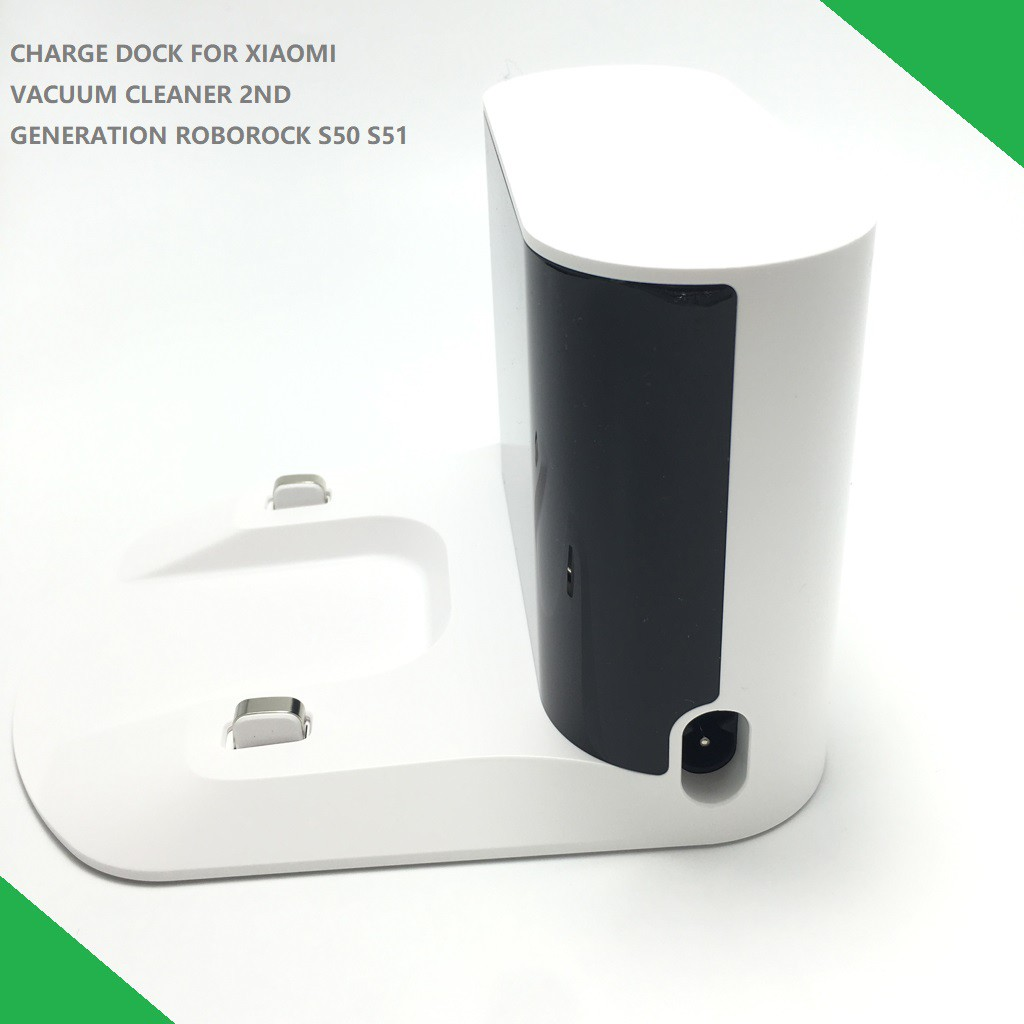 Vacuum Cleaner Parts Dock Charger for Xiaomi Robosock S50 S51