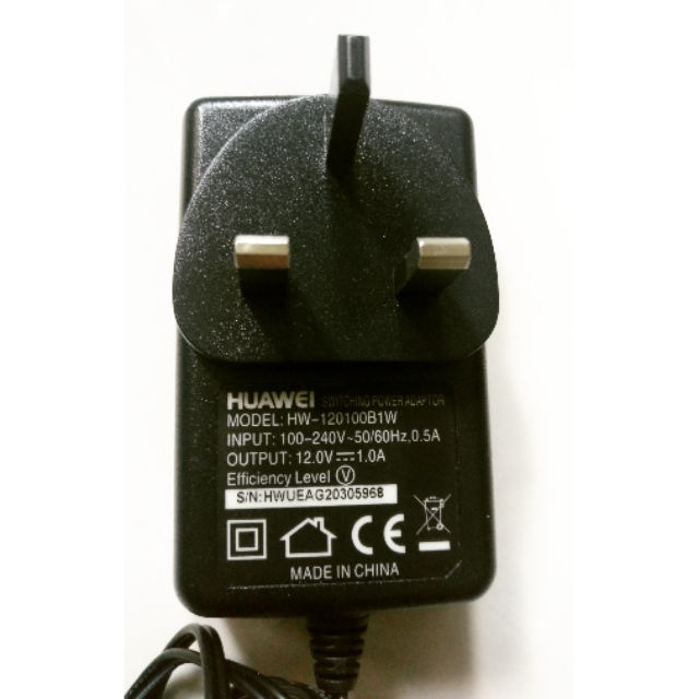 Huawei 12V 1 0A Power Adapter
