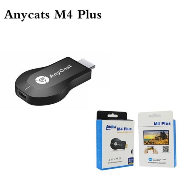 M9 plus MiraSkrin Smartphone TV Screen Mirroring Miracast Anycast Chromecast 1080P HD  HDMI Wifi Display TV Dongle