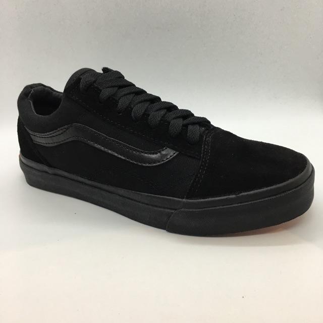 försäljning Storbritannien ny stil sneakers för billiga VANS Shoes ❗️OFF THE WALL❗️All Black ❗️Classic Model ...