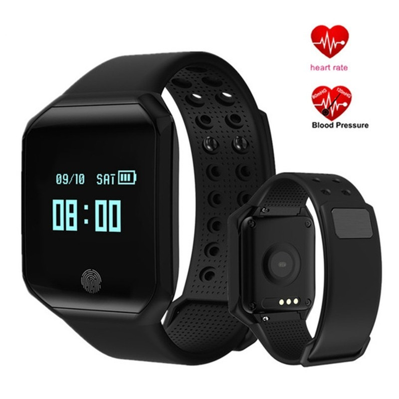 Smart Electronics Tlwt6 Smart Watch Blood Pressure Monitor Heart Rate Monitor Ecg Function Fitness Bracelet Smart Wristband For Men & Women Be Novel In Design