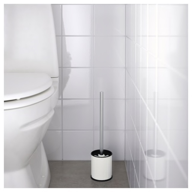 IKEA TOFTAN Toilet Brush Assorted Color