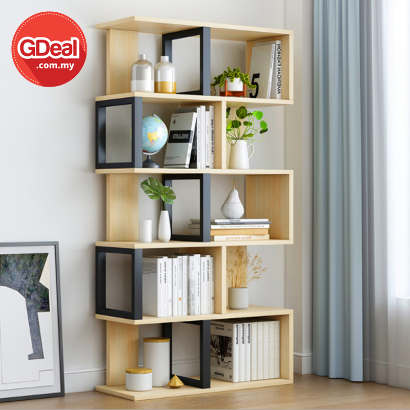 GDeal Multi Layer High Quality Durable Waterproof Scratch Resistant Large Storage Capacity Display Rack