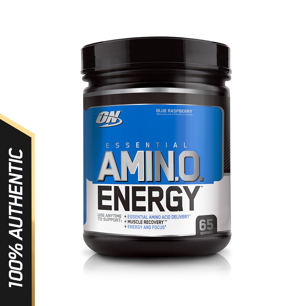 Optimum Nutrition Amino Energy Naturally Flavoured 225g Shopee On 2222 320 Tabs Malaysia