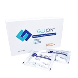 Glujoint Mixed Organic Soy Milk With Bioactive Collagen 25gx20\'s [Ready Stock]