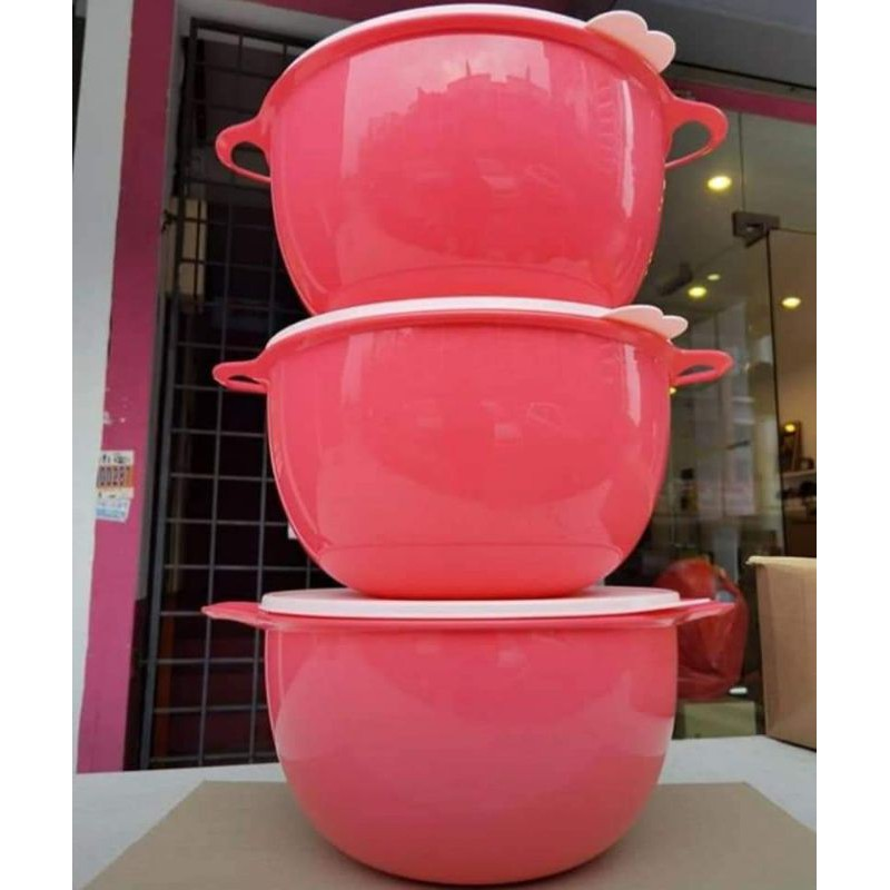 🔥Hot item🔥Mega bowl Tupperware 10L