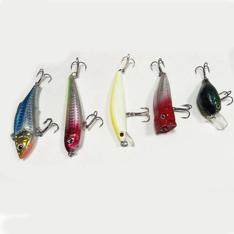 "🌵40 Pcs 20"" Long Fishing Line 8# Darl Gray Metal Fish Hooks | Shopee Malaysia"