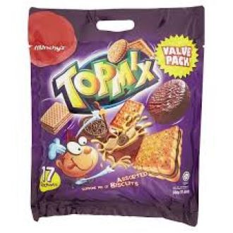 Munchy's Topmix Supreme Mix of Assorted Biscuits 17 Sachets 500g