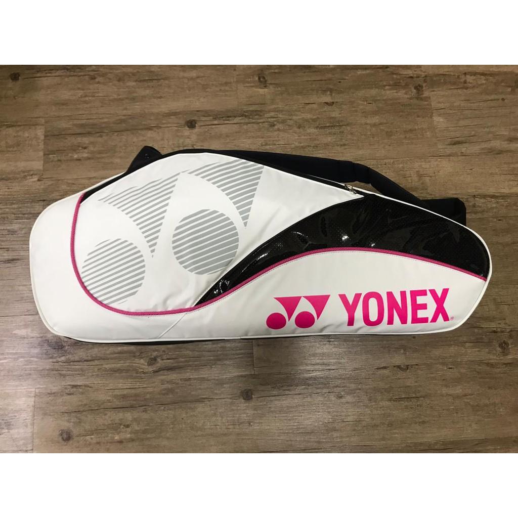 Yonex Tournament Bag Double Zips 100%Original