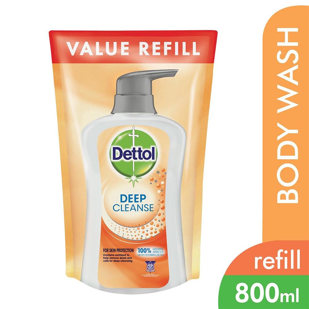 Dettol Shower Gel Cool 900ml Refill Pouch Twin Pack Shopee Malaysia Bodywash Lasting Fresh 450ml X 3