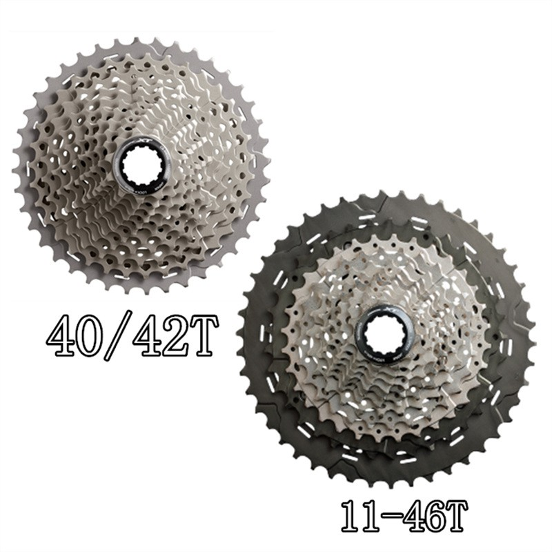 Shimano CS M8000 XT 11S Speeds 11-42T 11-46T MTB Bicycle Bike Cassette Freewheel