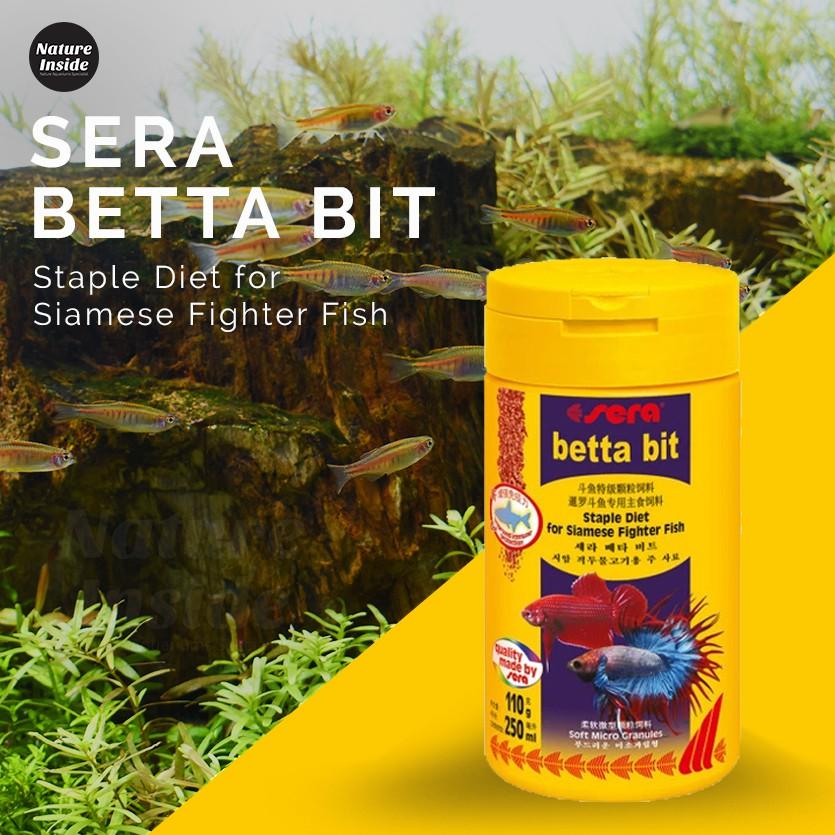 Sera Betta Bit Fish Food Shopee Malaysia