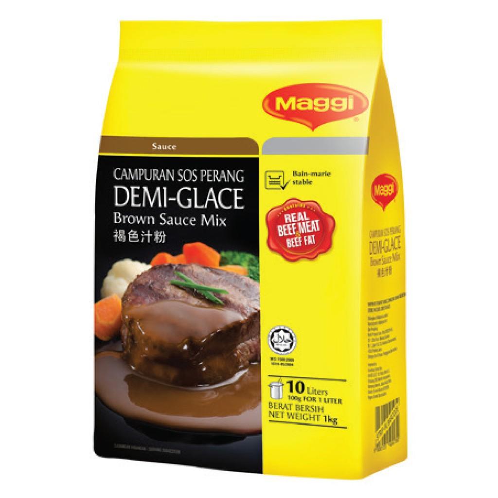Maggi Demi-Glace Brown Sauce Mix 1kg
