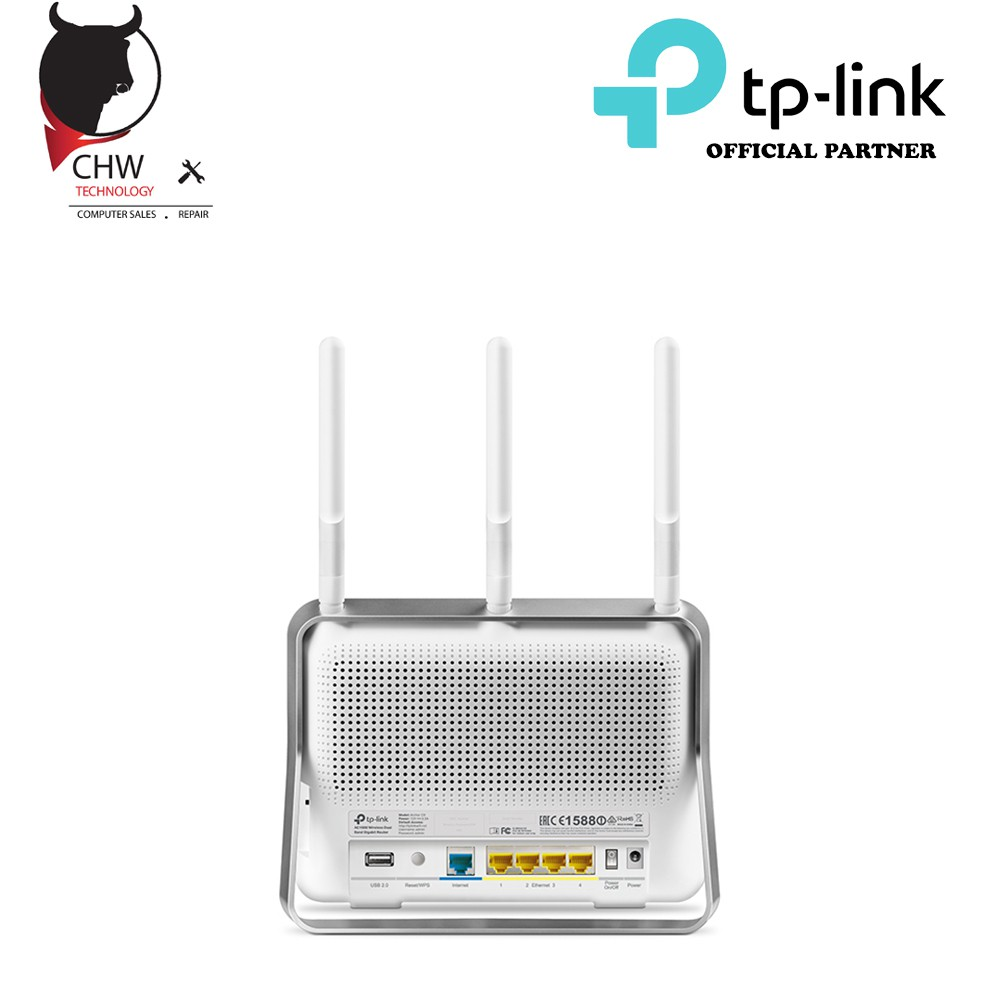 TP-LINK Archer C9 Wireless Dual Band Gigabit Router | Shopee