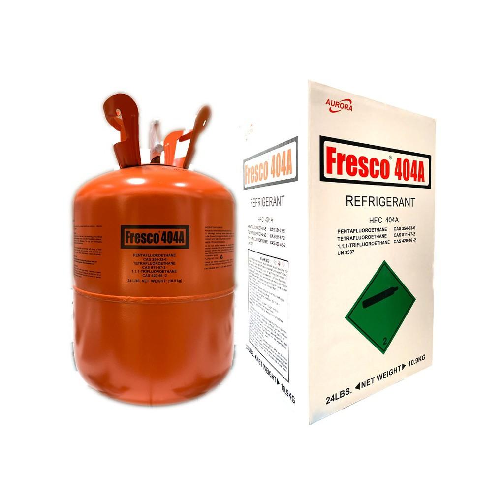 FRESCO 404A REFRIGERANT GAS - 10.9 KG
