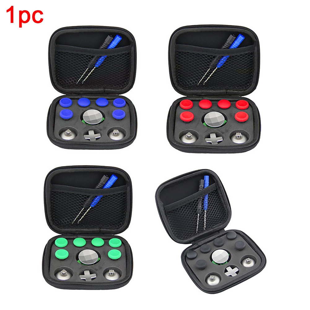 Metal Replacement Durable Wireless Thumbstick Tool Button Set For Xbox One  Elite