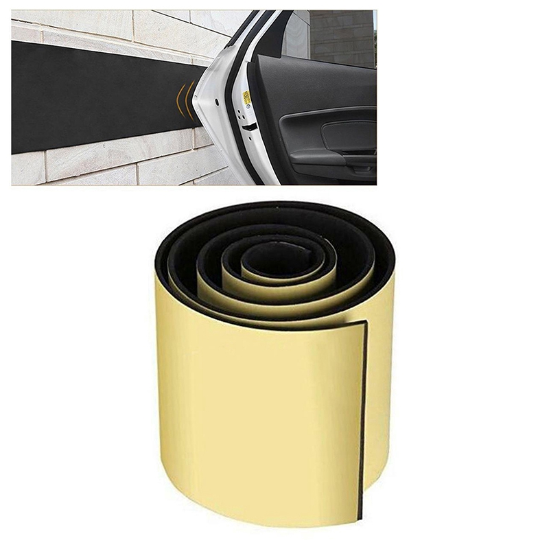 Car door protector Safety Guard Garage Parking Wall Strip 200x20cm Practical
