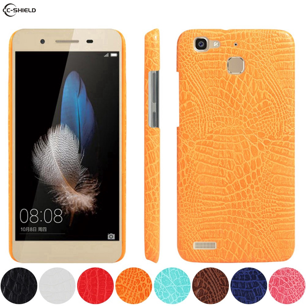 official photos 3fbb4 fff00 Case for Huawei GR3 GR 3 Enjoy 5S TAG-L21 Phone Fitted Case Hard PC Frame  Cover
