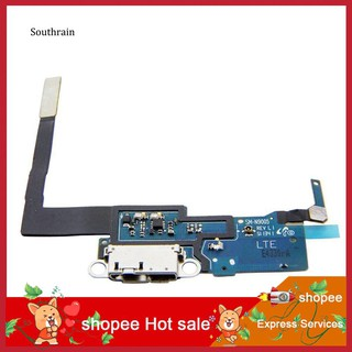STRN_Phone Charging Port USB Connector Flex Cable for Samsung Galaxy