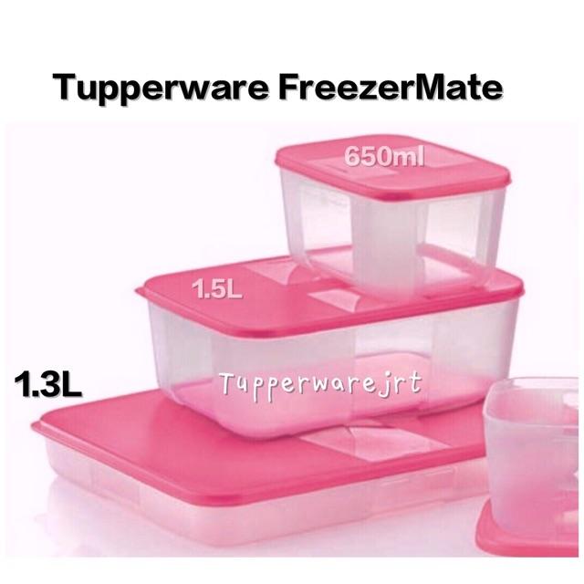 Tupperware FreezerMate 1.3L x 1pc Freezer Mate